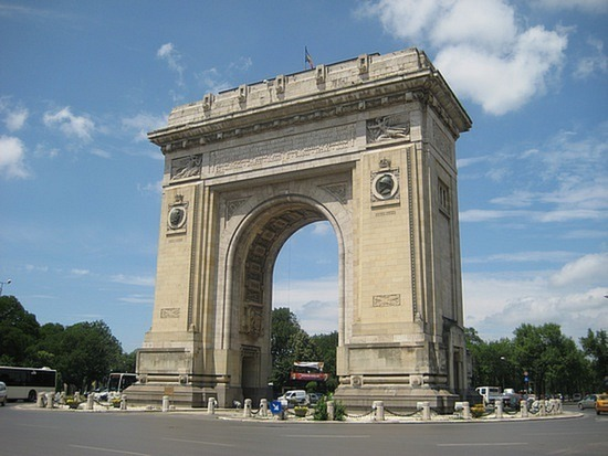 Arcul de Triumf din București se deschide pentru public. Vizitarea lui este gratuită