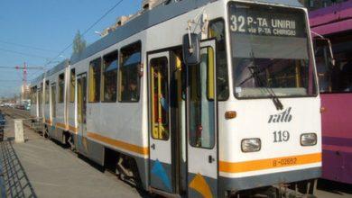 Photo of Un tramvai a deraiat în București. STB a suplimentat cu autobuze circulația pe linie