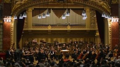 """Photo of Filarmonica """"George Enescu"""". Stagiunea de marți seara cu public. Laureați ai unor concursuri internaționale: baritonul Cristian Ruja"""