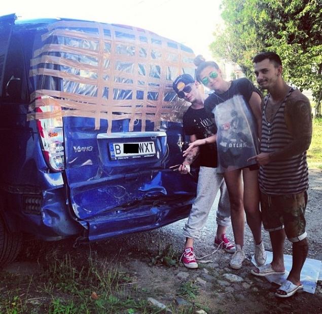 Accident Antonia