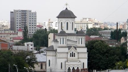 Biserica Sf Treime, Ghencea, București