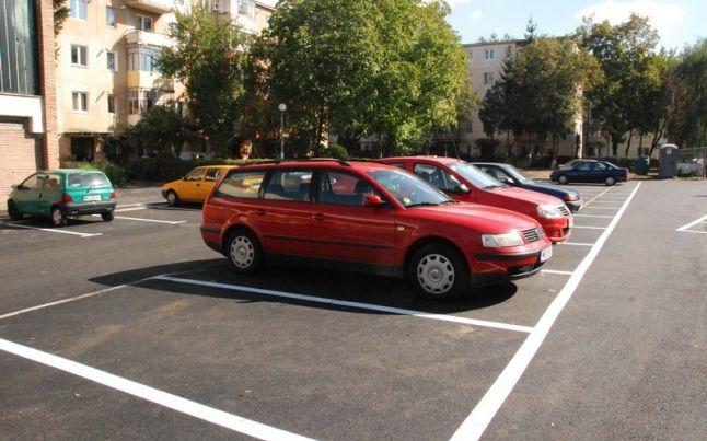 parcări în Sectorul 6