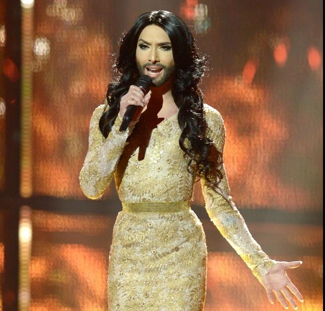 EUROVISION 2014. Cum arată în realitate femeia cu barbă, Conchita Wurst,  care a câştigat EUROVISION • B365