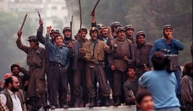 """Photo of Dosarul Mineriadei din iunie 1990 se întoarce la Parchetul Militar. """"Ancheta trebuie refăcută"""". Ion Iliescu e printre inculpați"""