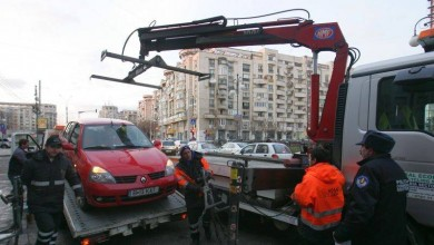 Photo of A început ridicarea mașinilor și în Sectorul 1. Clotilde Armand face spațiu pe domeniul public