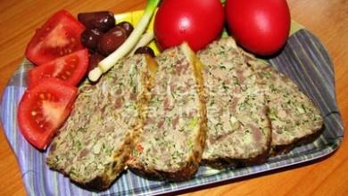 Photo of Rețetă pentru masa de Paște. Drob de miel