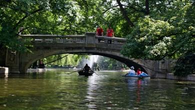"""Photo of Podul mare din """"Cișmigiu"""", cu bucăți mari lipsă, ar putea intra, în sfârșit, în reparații. Ce propune Primăria Generală"""
