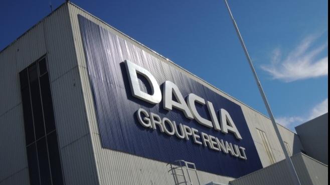 Uzina Dacia din Mioveni