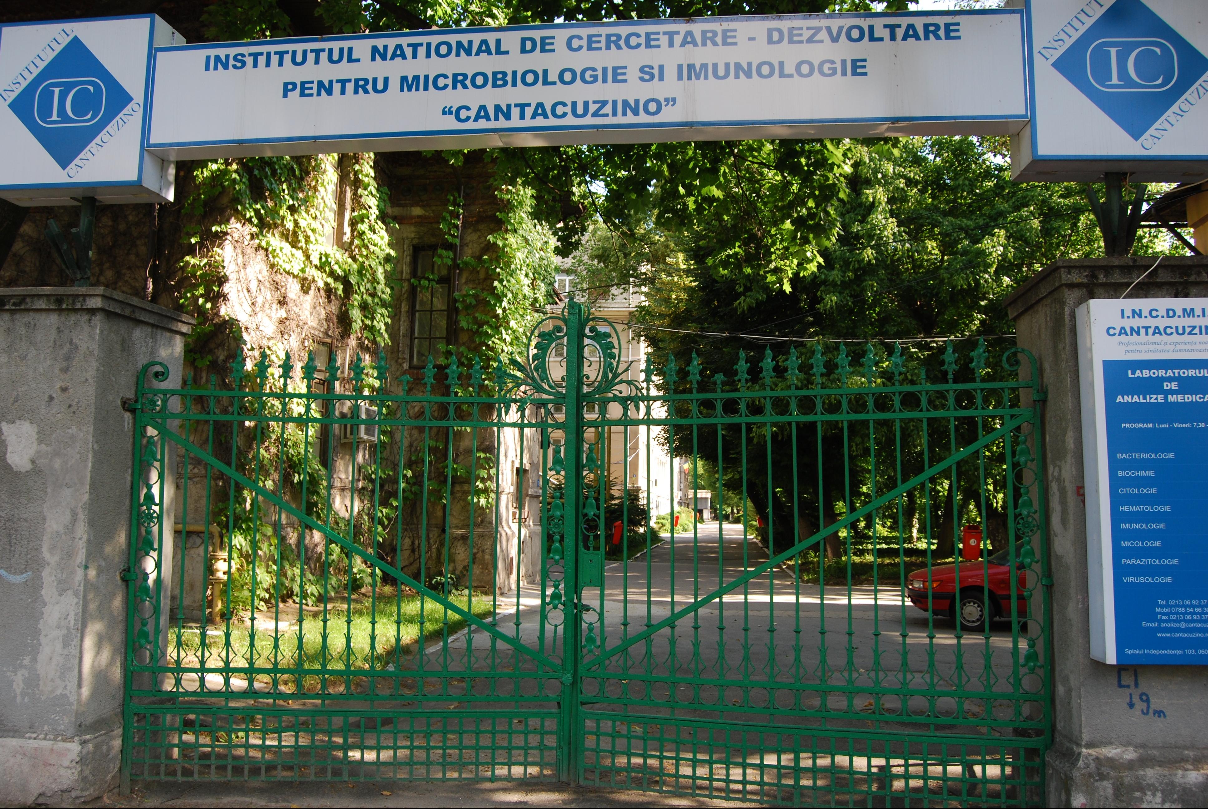 Centrul de vaccinare de la Institutul Cantacuzino s-a deschis de luni