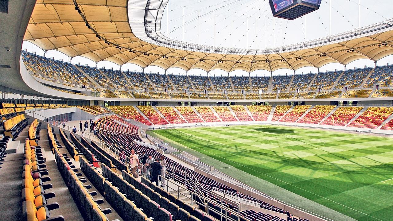 EURO 2020 din București