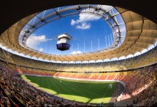 Photo of Pregătiți pentru EURO 2020. Gazonul de pe Arena Națională a fost schimbat. VIDEO