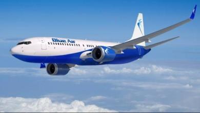 Photo of Blue Air introduce noi zboruri către Grecia din București pentru vara lui 2021