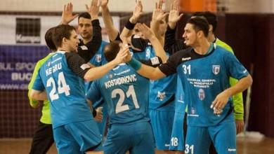 Photo of CSM Bucureşti a ratat calificarea în sferturile European Cup la handbal masculin