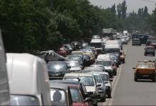 Photo of Circulație restricționată pe DN1 la intrare în București. Accident rutier cu trei mașini în zona aeroportului Băneasa