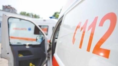Photo of Ambulanță răsturnată în Nordul Bucureștiului.  O asistentă a rămas încarcerată