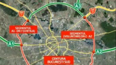 Photo of Vești bune pentru Capitală. Încep lucrările la Autostrada A0, în jurul Bucureștiului. Când va fi gata noua Centură