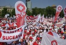 Photo of Solidaritatea Sanitară, proteste în faţa ministerelor Sănătăţii şi Muncii, în Piaţa Victoriei şi la sediile PNL şi USR