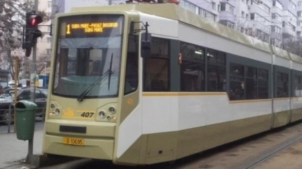 Primăria Capitalei începe lucrările de modernizare a liniei de tramvai pe Bd. Vasile Milea. Valoarea totală a lucrărilor este fabuloasă