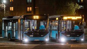 Cu Bucureștiul în scenariul roșu, STB suplimentează numărul de autobuze pe liniile aglomerate
