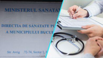 Photo of Patru epidemiologi au DEMISIONAT de la DSP București: Este un volum prea mare de muncă