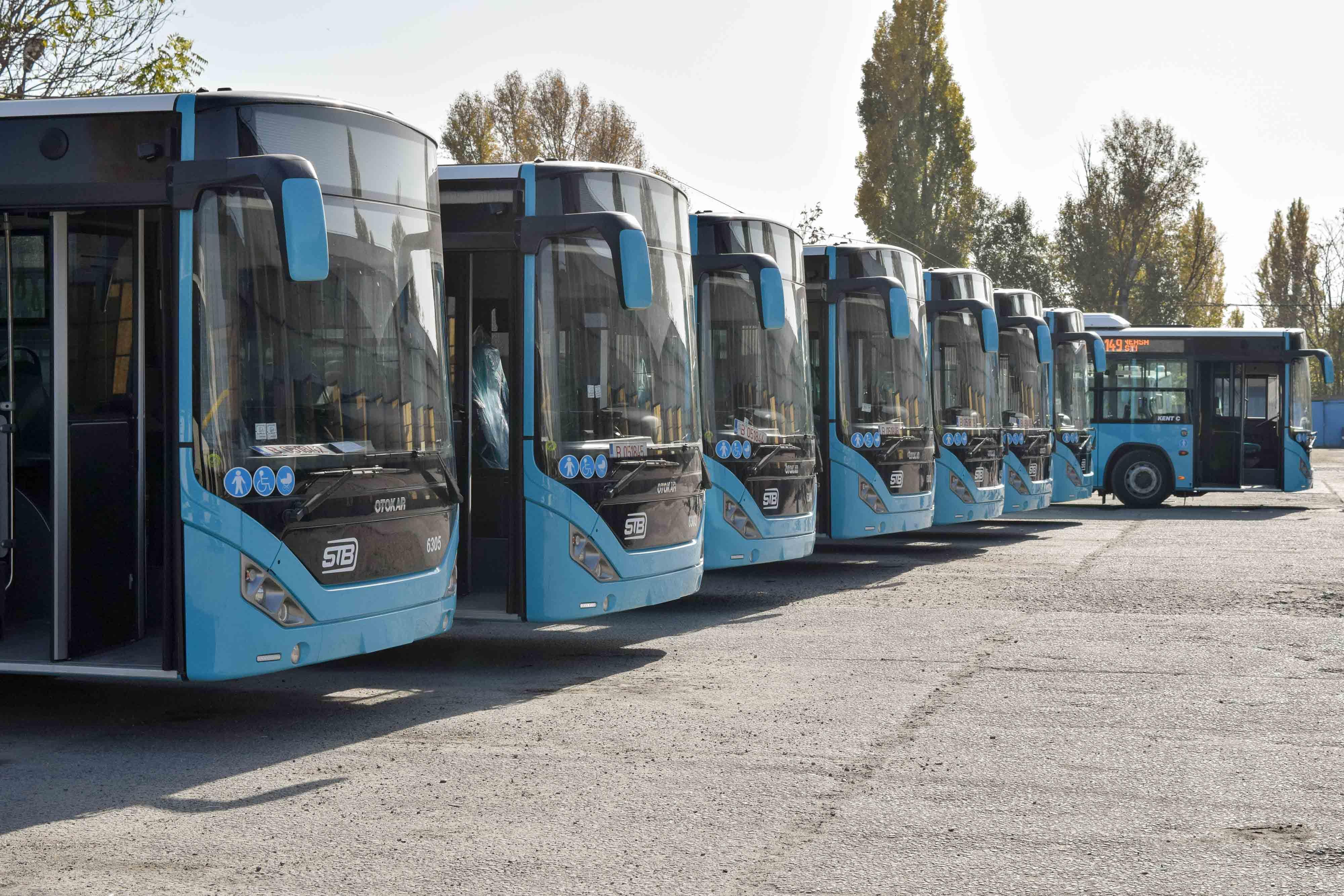 STB anunță care sunt autobuzele care se vor menține pe timp de noapte și în faza de rapel a Maratonului Vaccinării anti-COVID