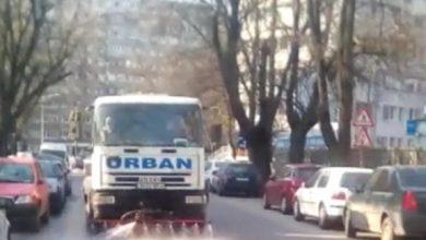 Photo of Străzile centrale, spălate OBLIGATORIU cel puţin o dată pe zi