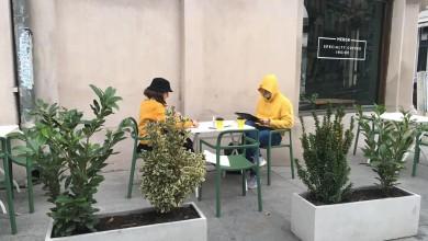 Photo of Unde la soare e frig |  Cum e să mănânci afară în București, la restaurante cu terase, sobe și trotuare