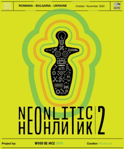 imaginea oficiala a vernisajului NeoNlitic 2020