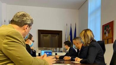 Photo of Nicușor Dan, discuții privind termoficarea din București cu reprezentanții Comisiei Europene