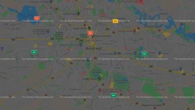 Photo of Harta cu poluarea din București. Care sunt zonele cu cel mai poluat aer