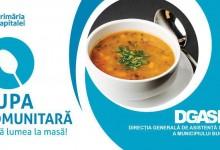 """Photo of Programul """"Supa Comunitară"""" București. Creştere semnificativă atât a beneficiarilor, cât şi a numărului de porţii de mâncare"""