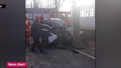 Photo of Accident grav în București! Un bolid de lux a intrat într-un tramvai pe Șoseaua Petricani. Mai multe victime