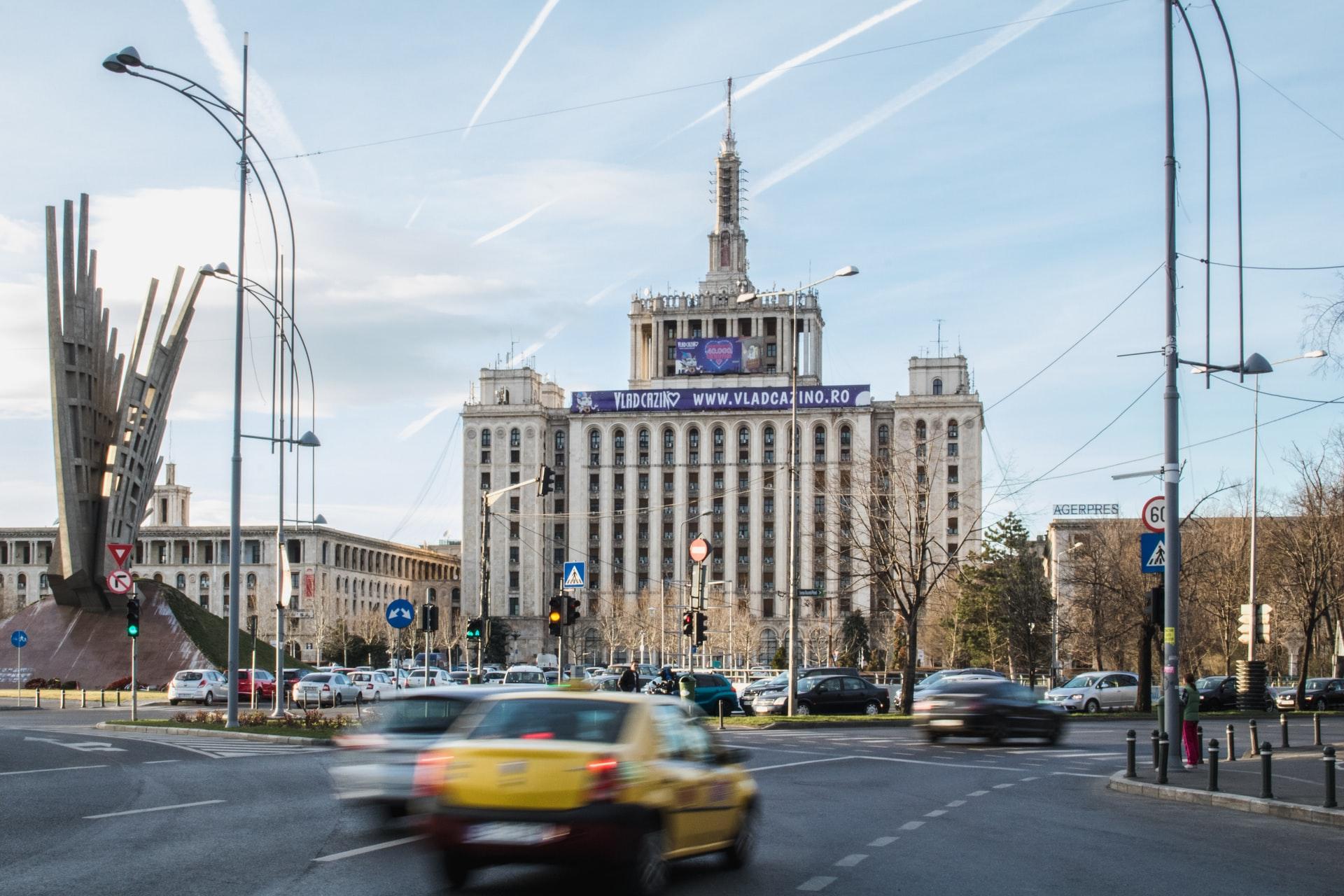 Casa Presei Libere din București