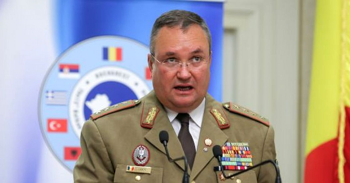 """Gen.(r) Nicolae Ciucă este premierul desemnat de Iohannis. """"Aceasta criză a durat prea mult, iarna bate la ușă, preturile la energie cresc. Este nevoie de un guvern cu puteri depline"""""""