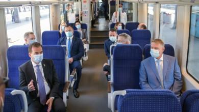 Photo of În sfârșit! Linia ferată spre Aeroport Otopeni, în recepție finală. Mai știți cum a inaugurat-o Iohannis înainte de alegeri?