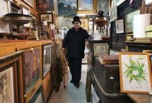 Photo of În prima linie în București. Soția la ATI, el în magazinul de antichități, artă, curiozități