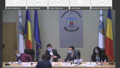 Photo of Început de ședință cu scandal în CGMB. Întrunirea, amânată cu o oră după o ceartă între Nicușor Dan și grupul PSD UPDATE