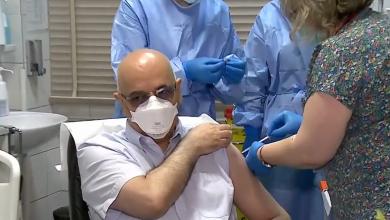 """Photo of Da! Arafat s-a vaccinat. În București, desigur. """"Abia așteptam să mă vaccinez"""""""