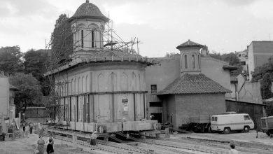Photo of 12 biserici din București s-au jucat de-a v-ați ascunselea cu Ceaușescu și au câștigat.Povesteaunor bijuteriiarhitecturale, bine camuflate de blocurile gri