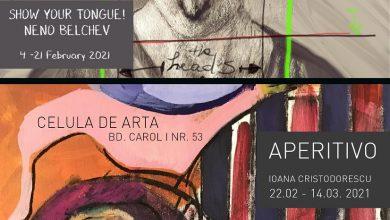 Photo of Galeria neconvențională Celula de artă aduce două expoziții în București, în luna februarie
