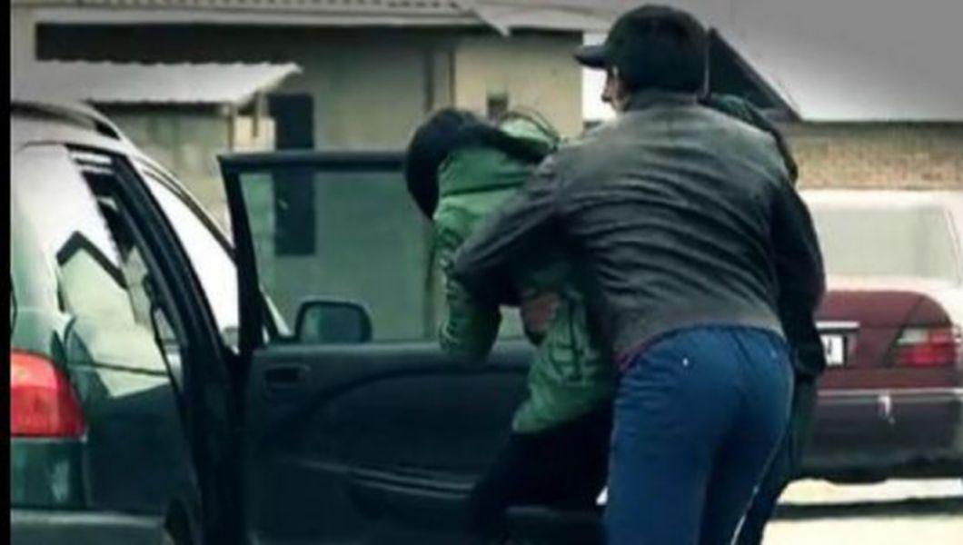 O femeie a fost răpită de pe stradă în București