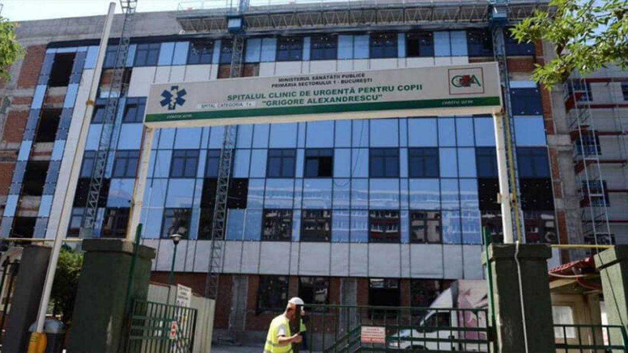 """Spitalul """"Grigore Alexandrescu"""" riscă să piardă o finanțare de 77 de milioane de euro"""