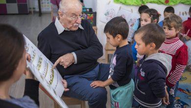 """Photo of Avem cei mai mulți analfabeți funcțional din Europa. În București, Leslie Hawke, mama actorului Ethan Hawke, a lansat programul """"Citește-mi 100 de povești"""", menit să încurajeze lectura"""