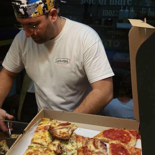 radu, pizza
