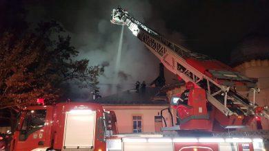 Photo of Încă un incendiu în București! O casă din Sectorul 5 a luat foc UPDATE