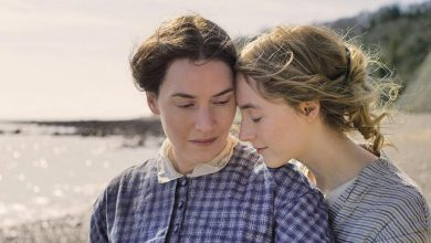 """Photo of Un film cu șanse mari la  Oscar: """"Ammonite"""". Lăsăți-va surprinși de o dragoste fosilizată, dar fierbinte ca lava, între două femei gay"""