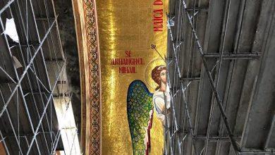Photo of În Catedrala Mântuirii Neamului din București s-a arătat un înger de 13 metri. Insight în cel mai spectaculos șantier din România și din lume