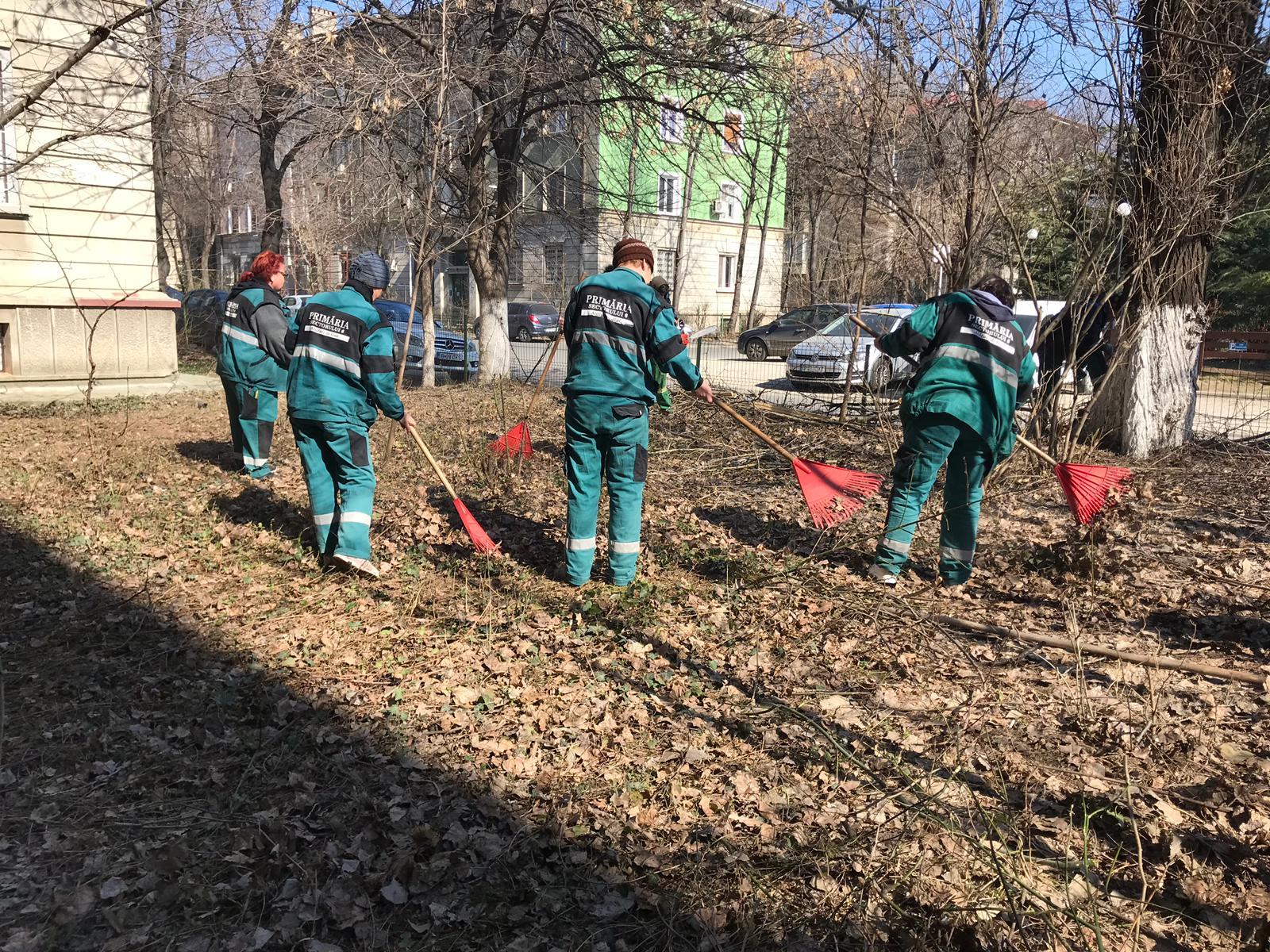 cea mai amplă campanie de curățenie generală care a fost vreodată în București