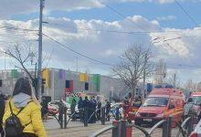 Photo of Accident în Sectorul 4 al Capitalei, lângă Sun Plaza. Traficul este blocat