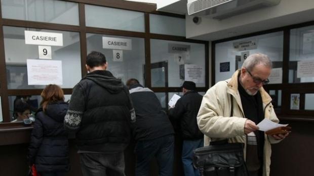 Activitate suspendată la un centru de Taxe și Impozite al Sectorului 3